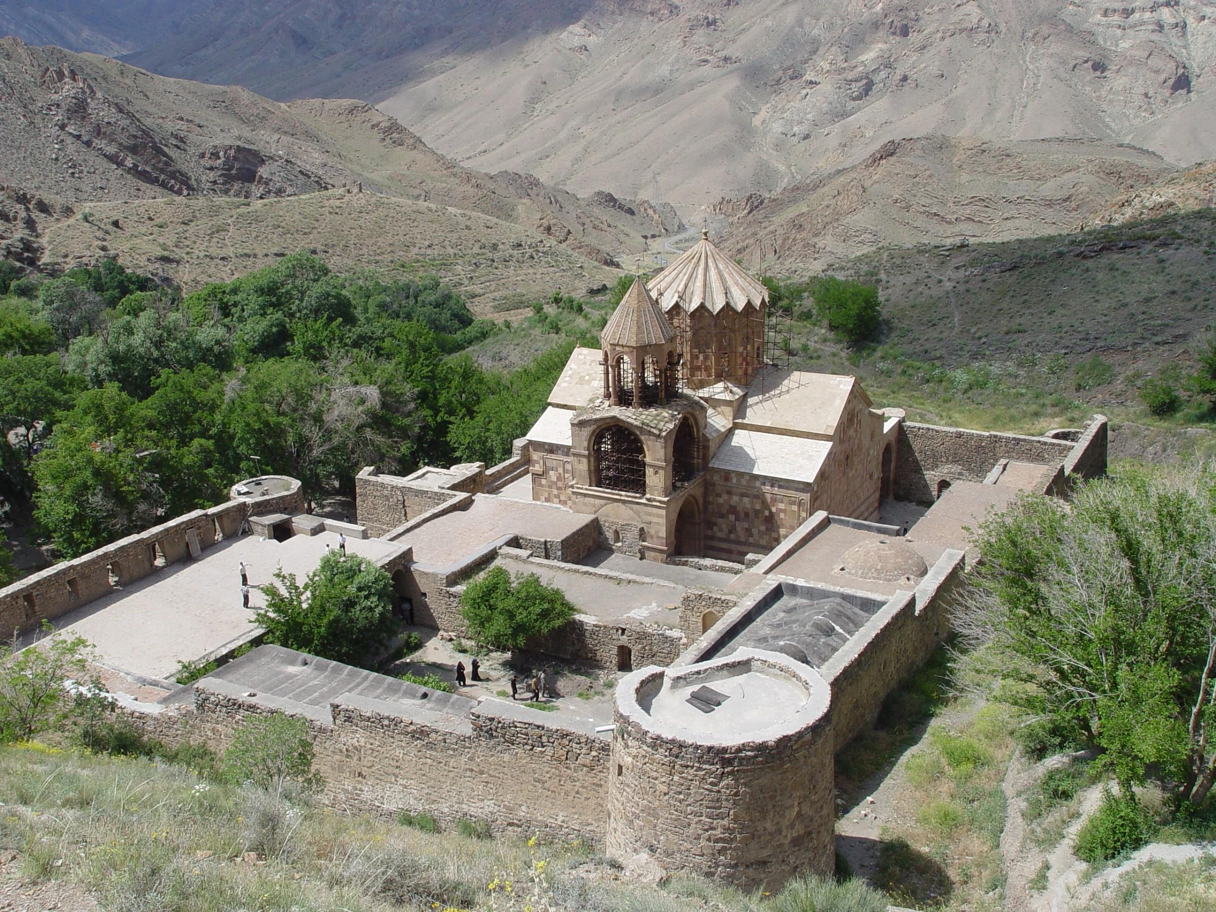 saint stepanos armenian church...