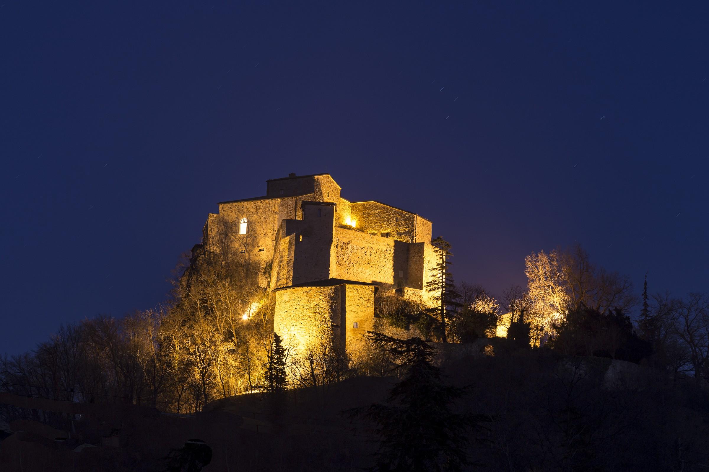Castello di Rossena...