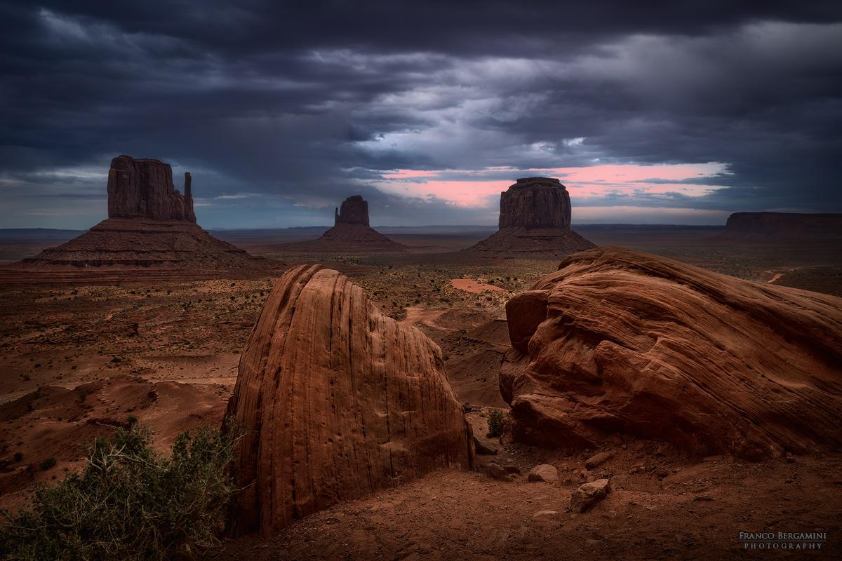 Navajo Lands...