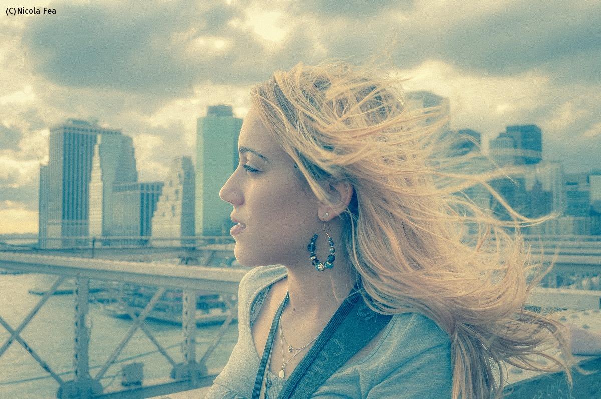 Looking over the bridge...