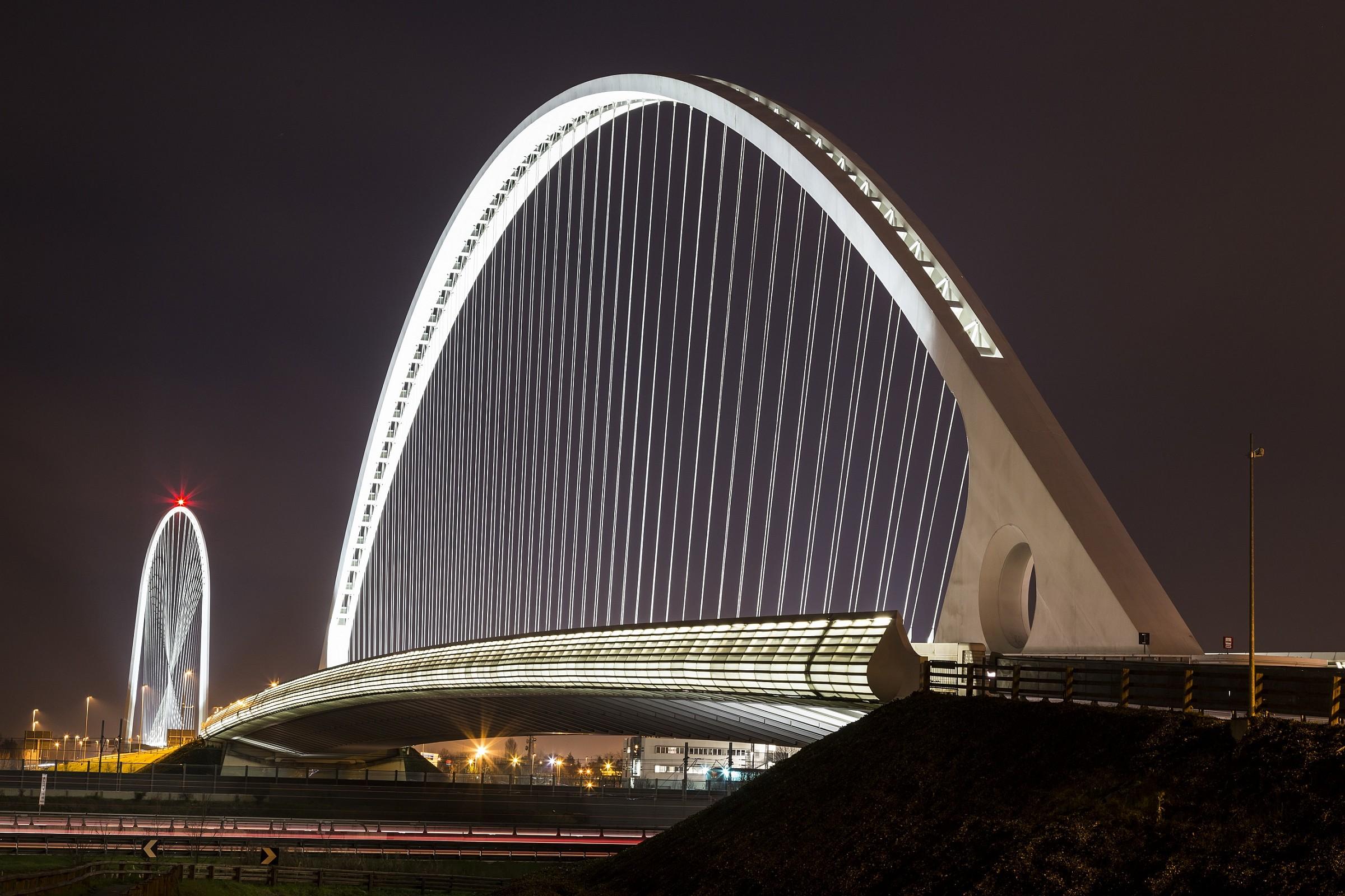 Due Ponti di Calatrava - Reggio Emilia...