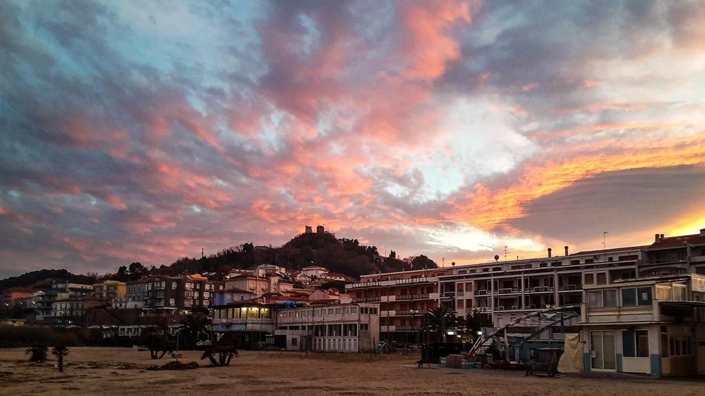 Sunset Marina S. Vito....