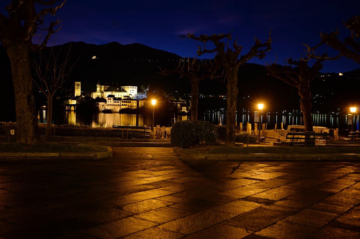 La notte di Orta...