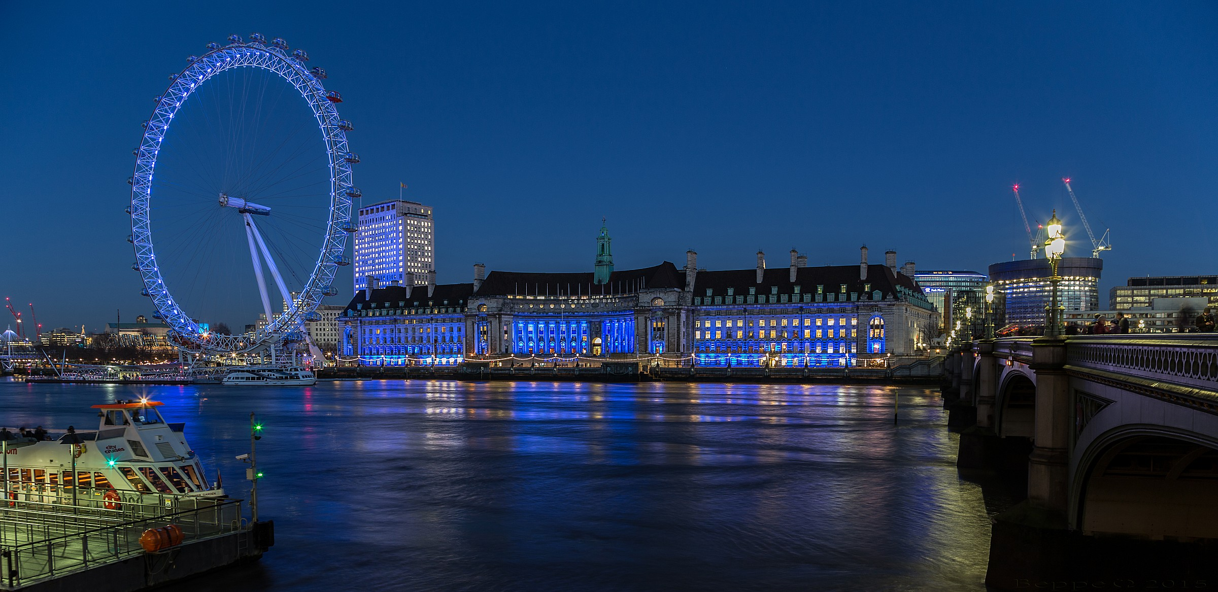 Energy London Eye...