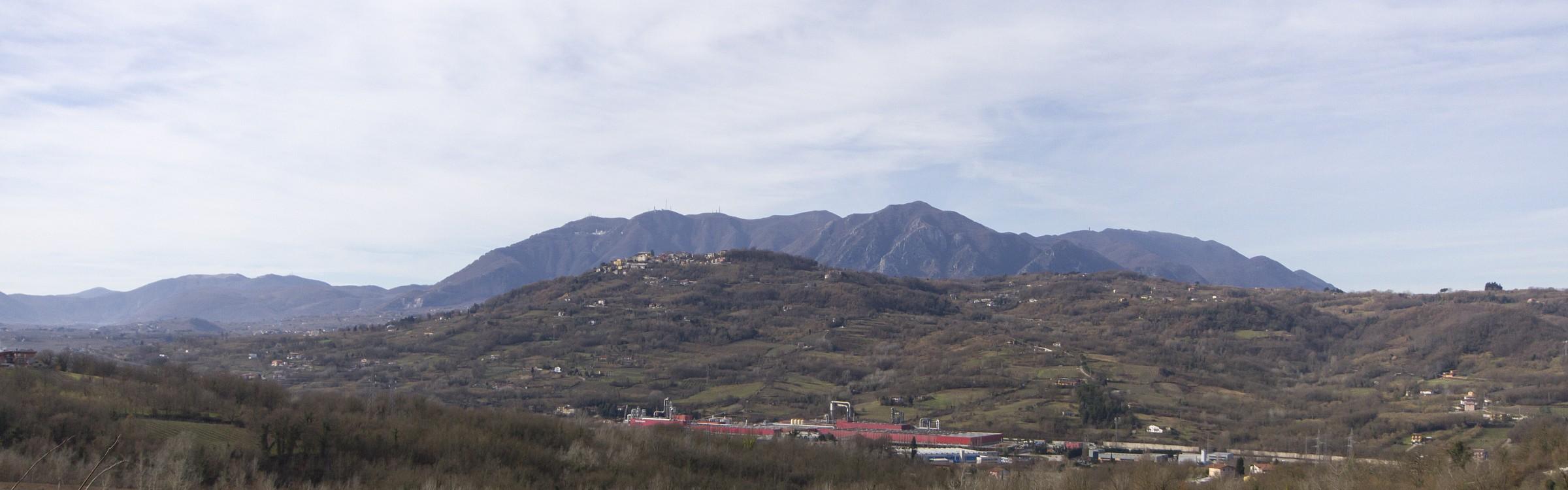 Monti del Partenio...