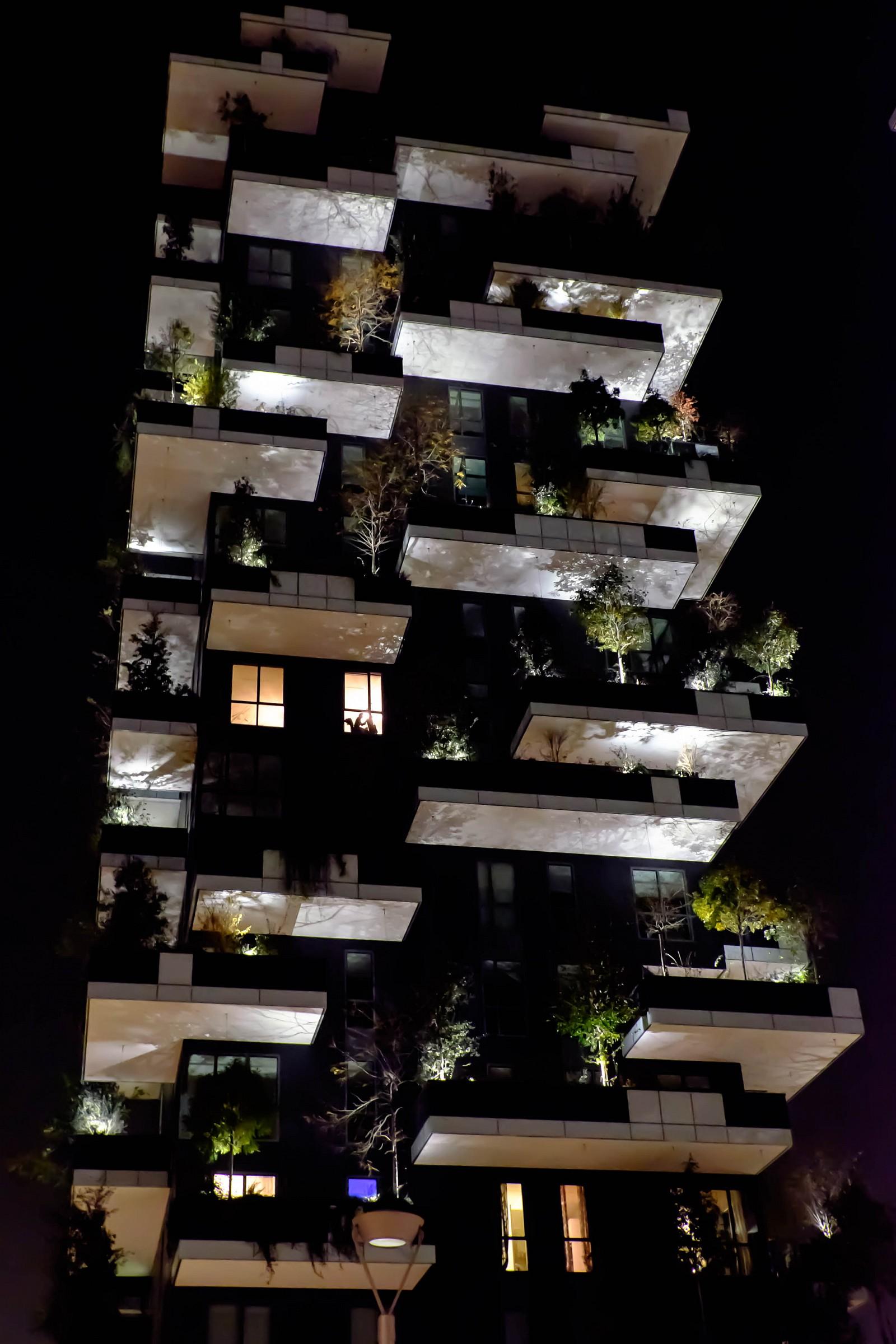 Milan - Vertical Forest -...