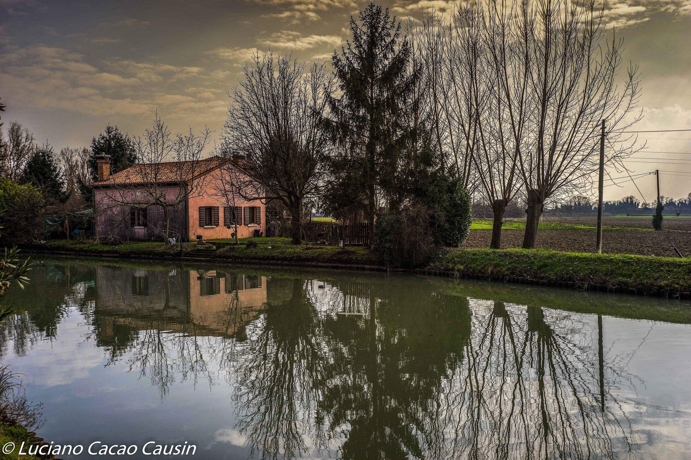Along the Brenta...