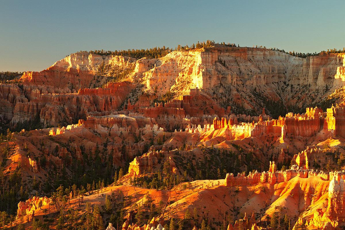 Bryce Canyon sunrise...