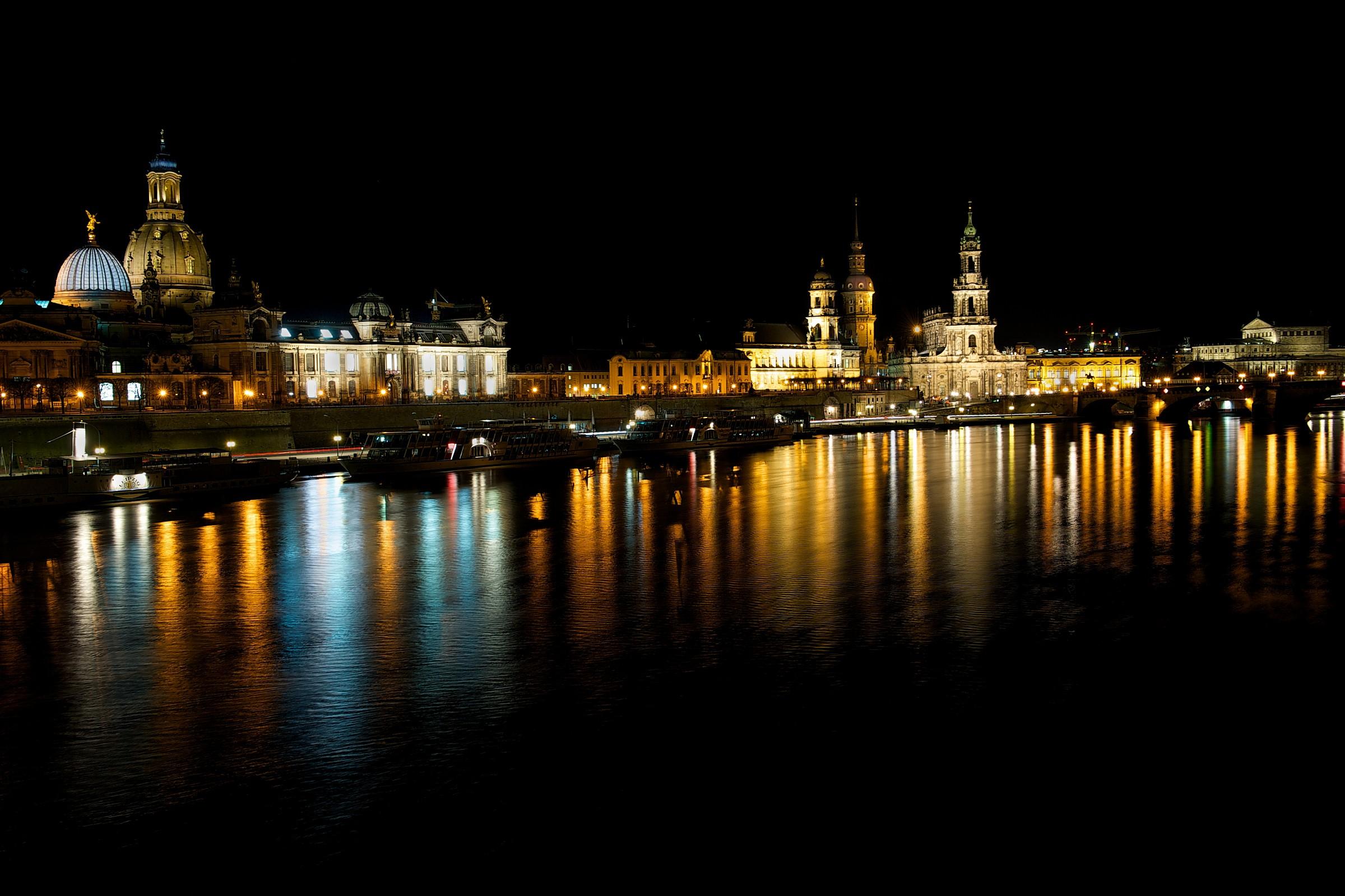 Dresden night....