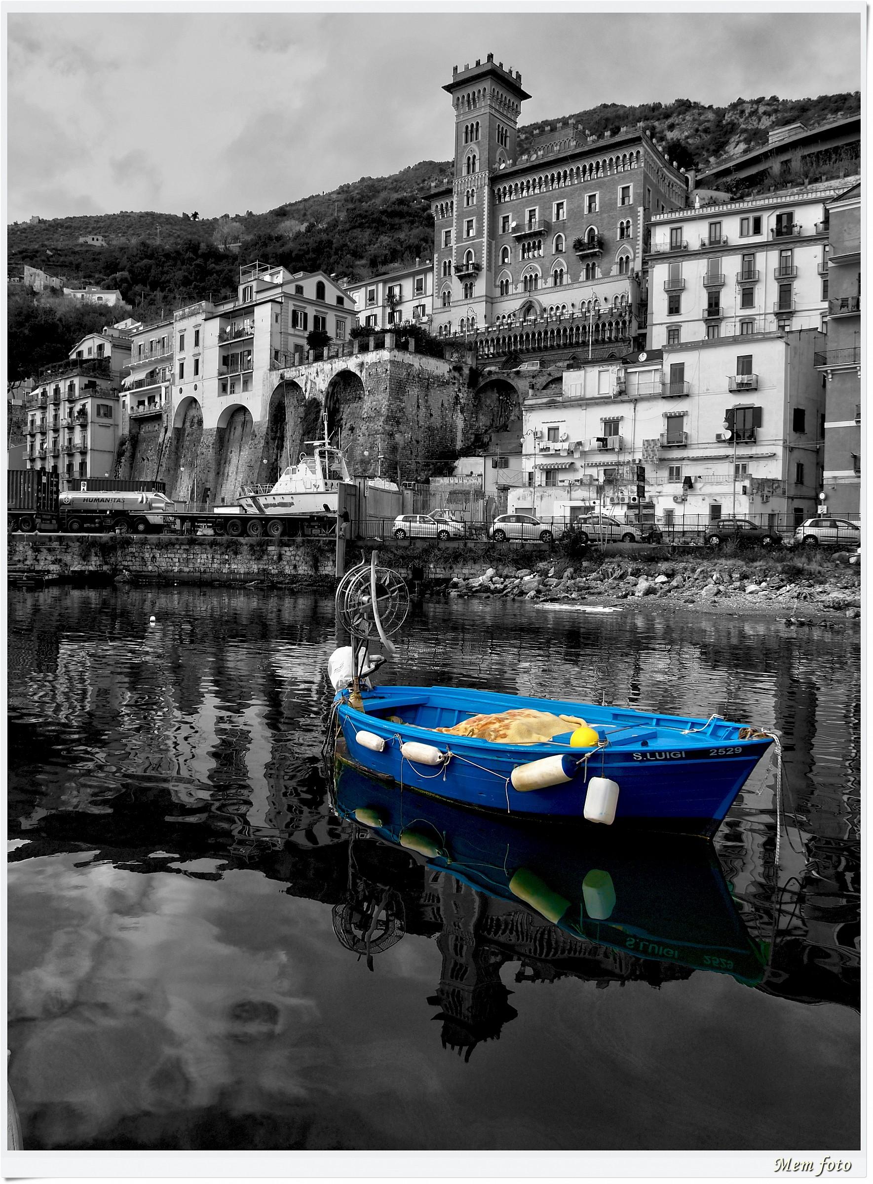 Salerno Area Porto...