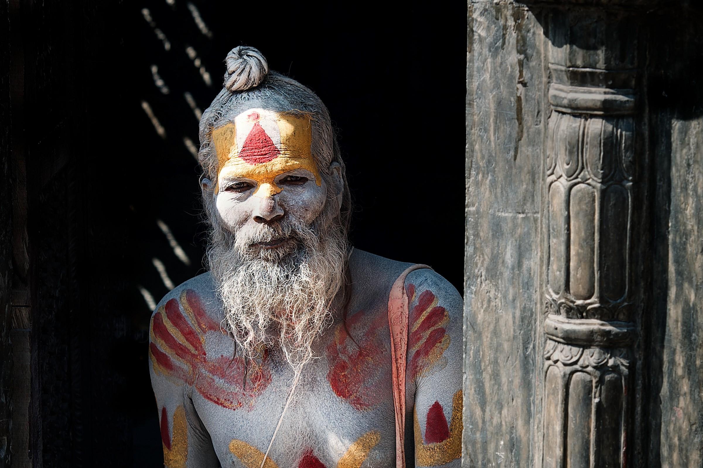 Being a Sadu in Kathmandu....