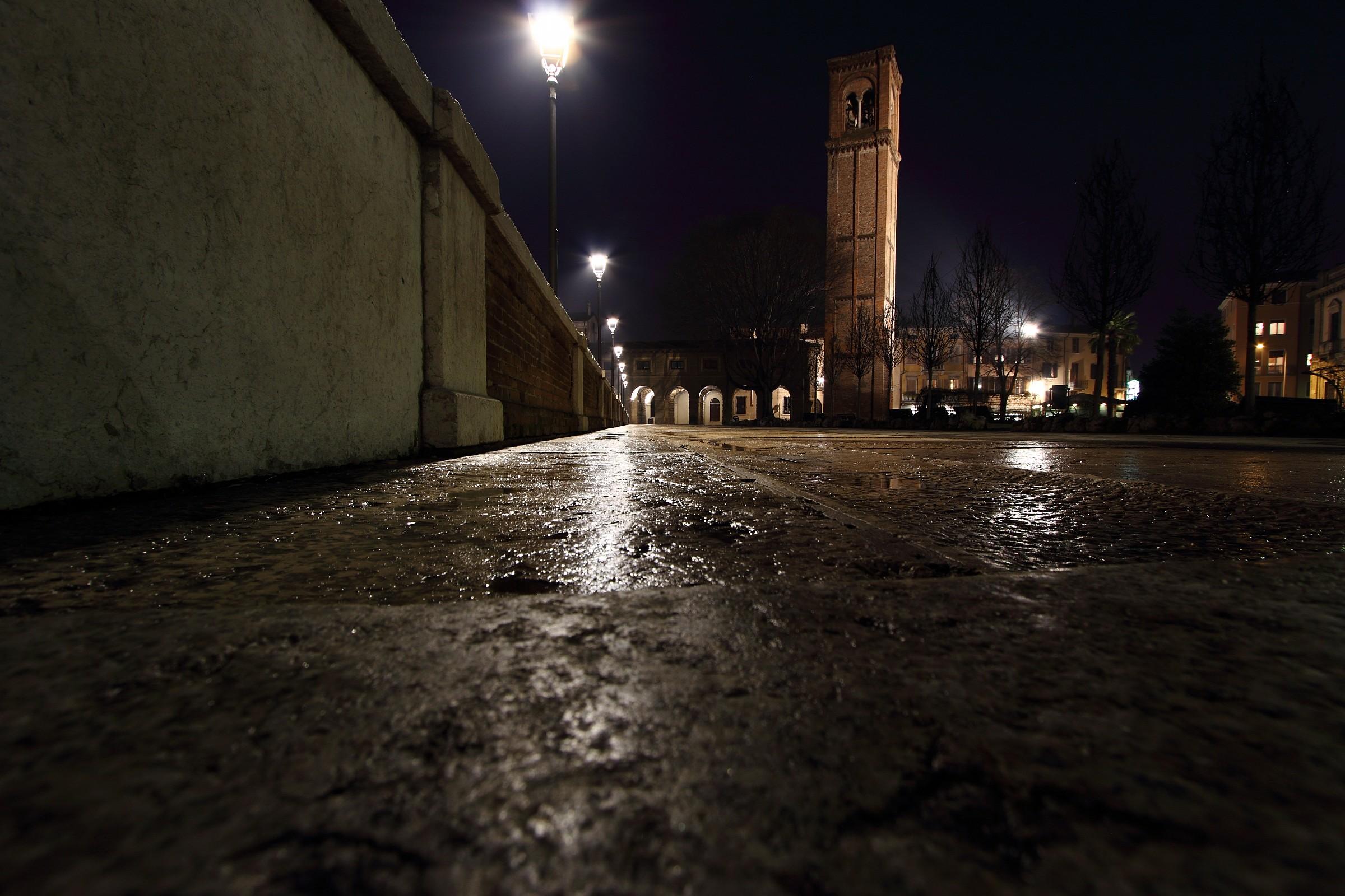 Di sera a Mantova...