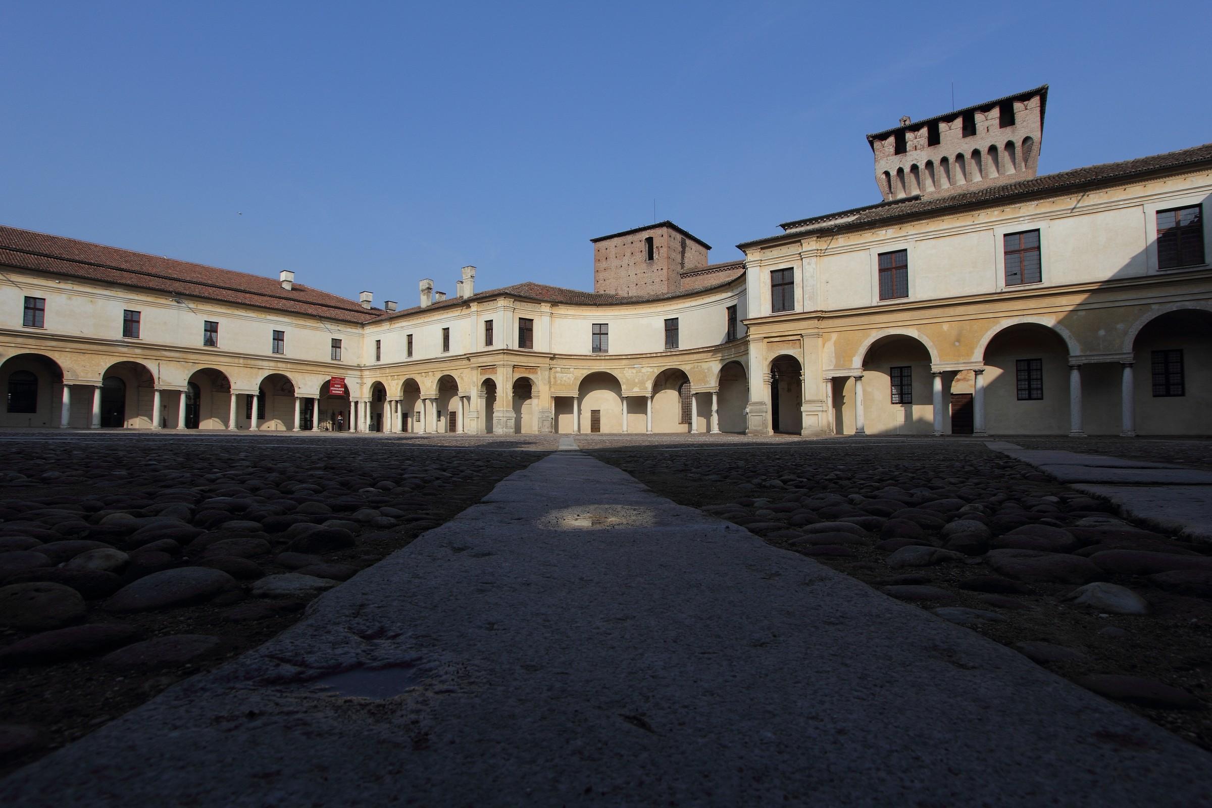 Piazza Castello...