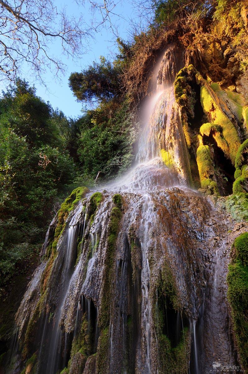 Cascata Maggiore - Parco Aymerich (Laconi)...