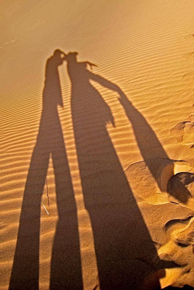 Shadows.....