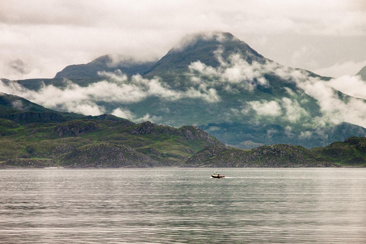 Leaving Skye...