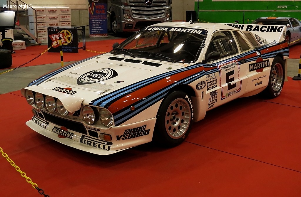 Lancia 037...