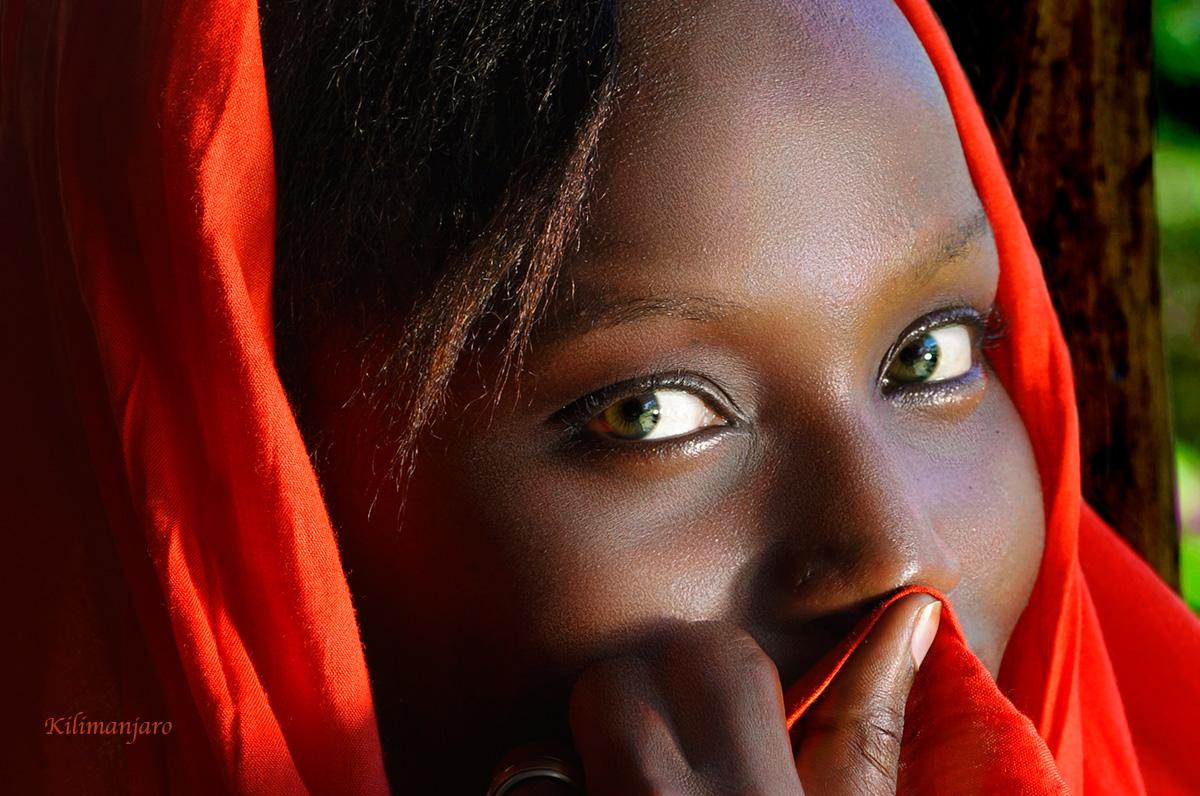 Gli occhi sono lo specchio dell'anima...