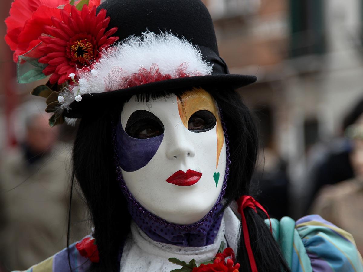 Venice Carnival 2014...