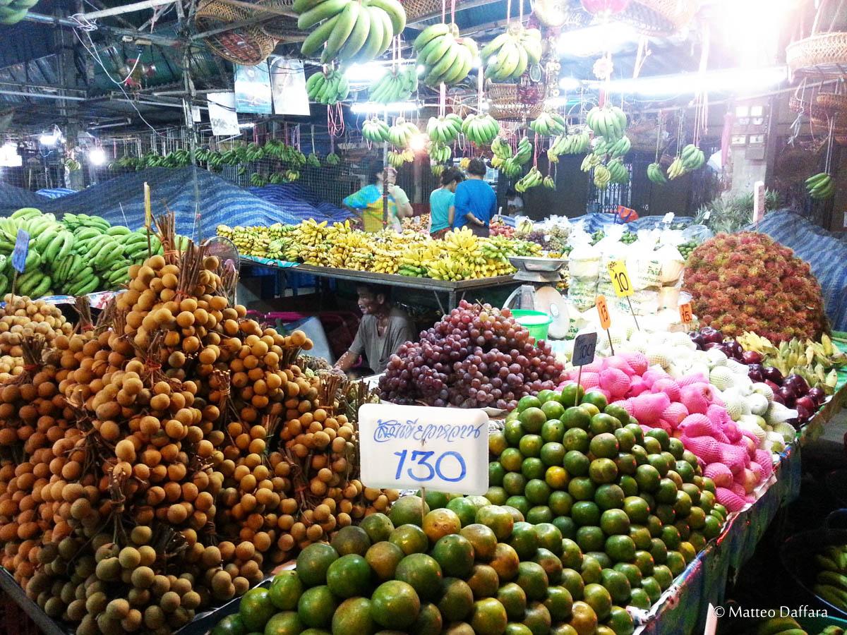 Nel mercato...