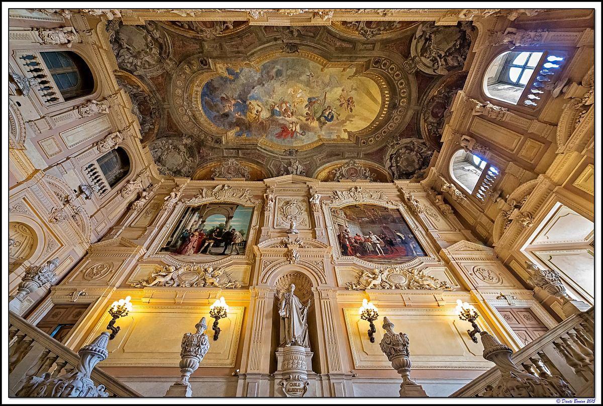 Risultati immagini per sala dei paggi palazzo reale torino