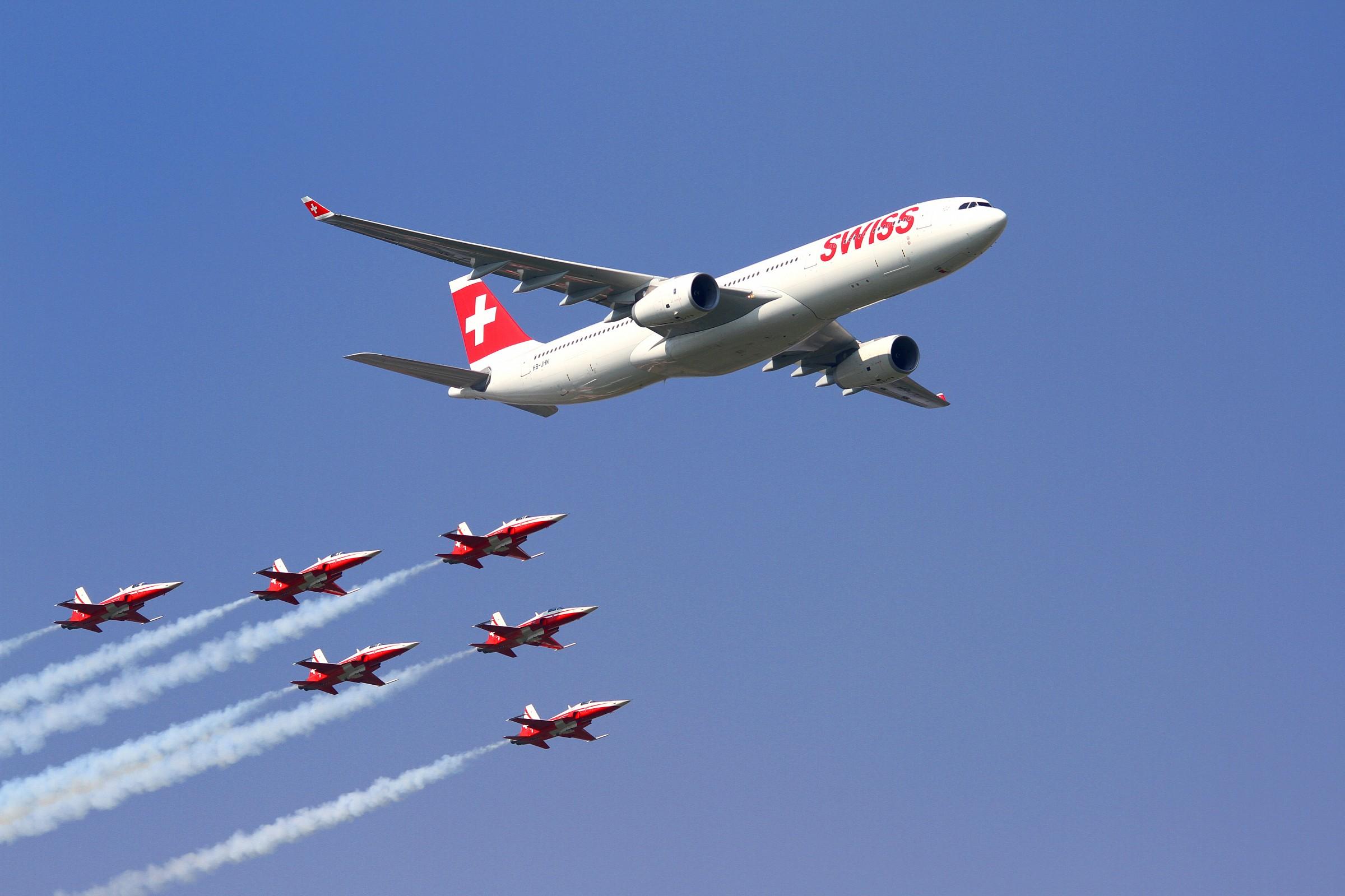 Swiss Team...