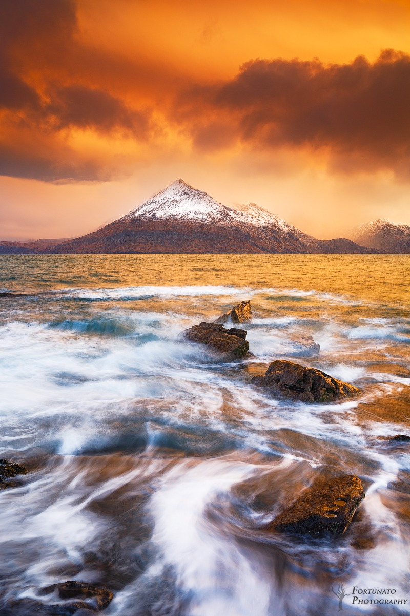 Apocalypse at Elgol...