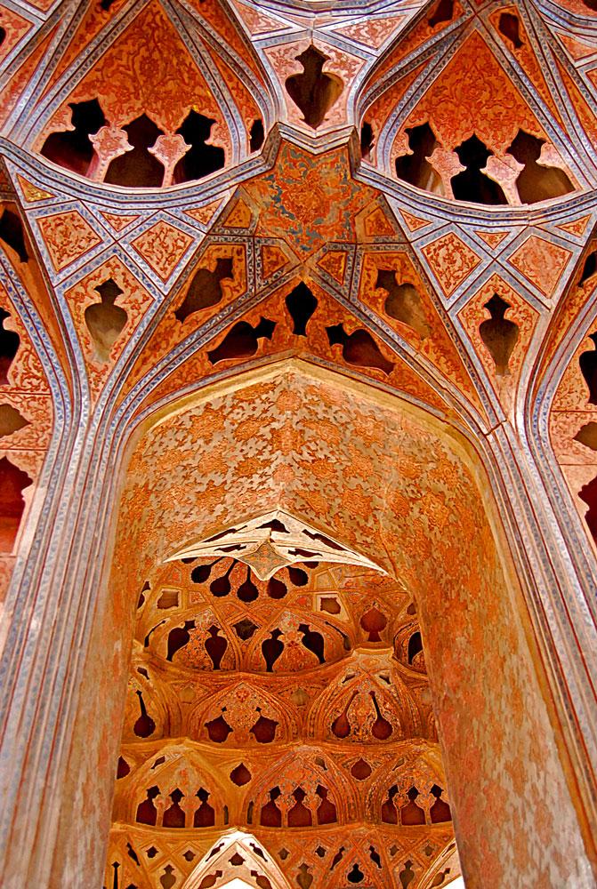 Ali Qapu Pavilion...