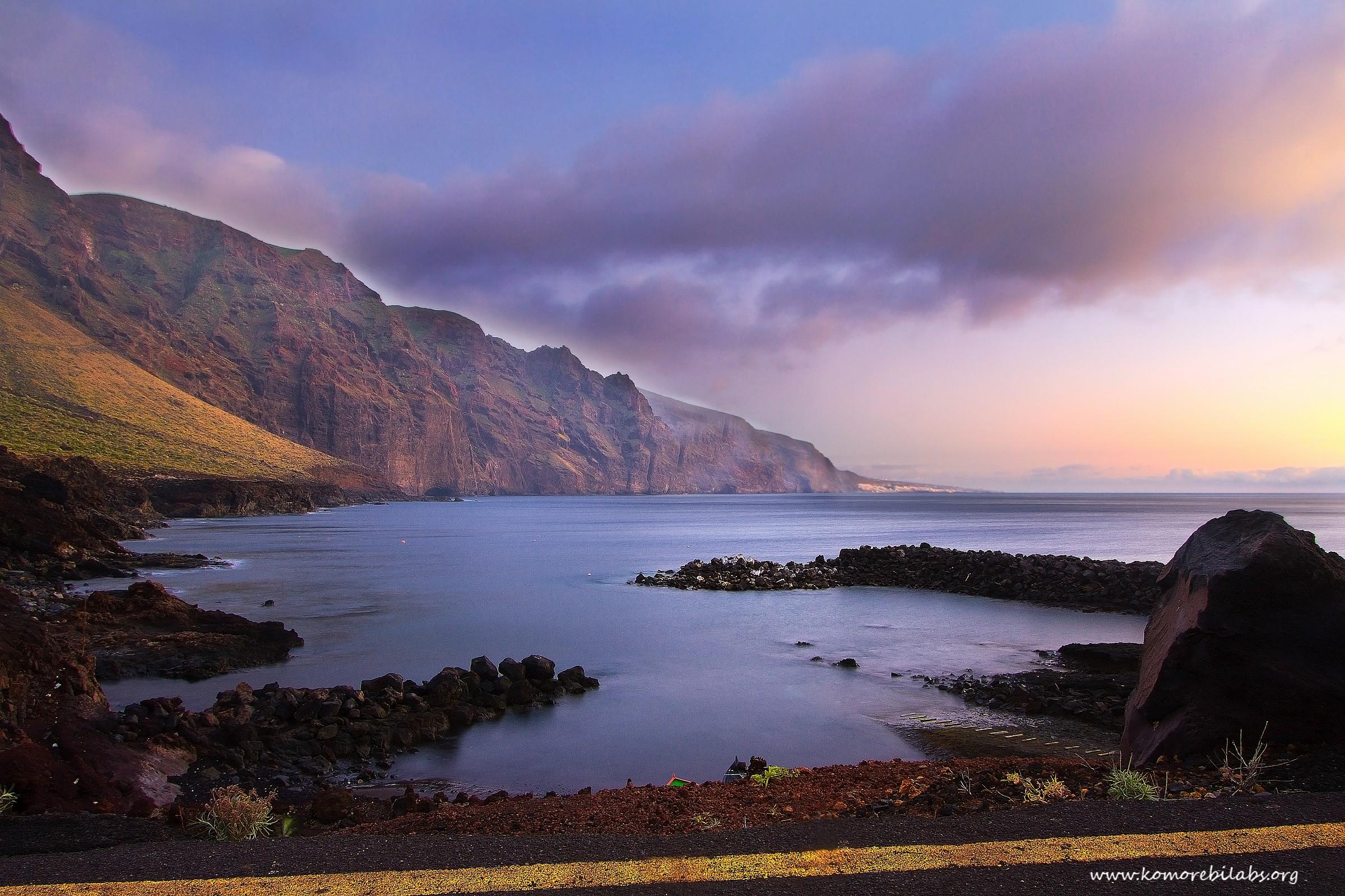 Punta de teno, Tenerife....