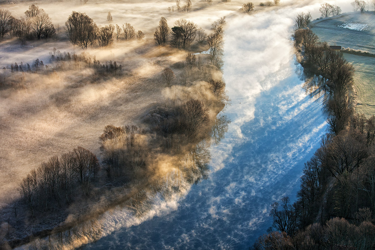 Fog invasion...