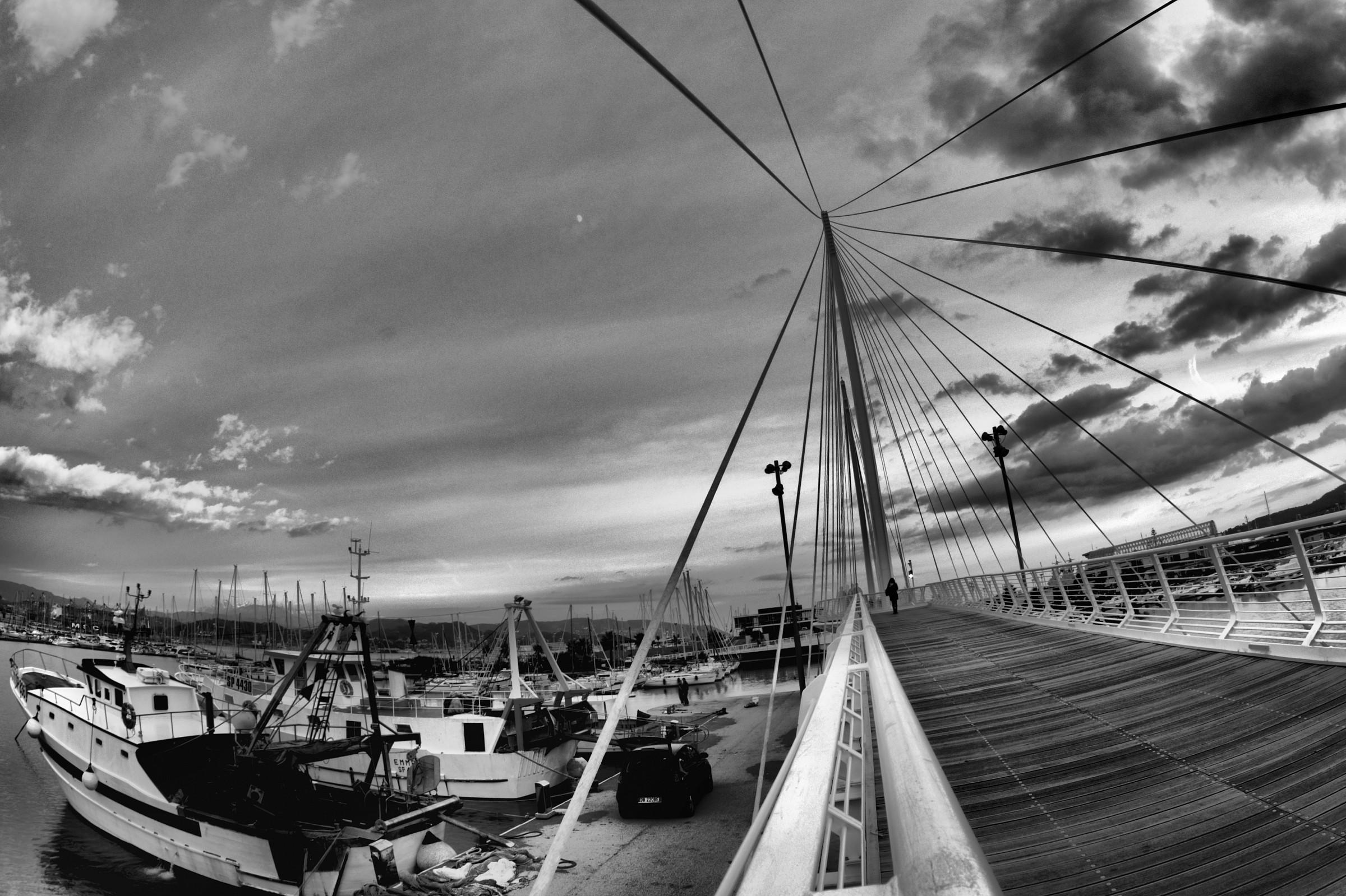 Bridge Thaon Revel - La Spezia...
