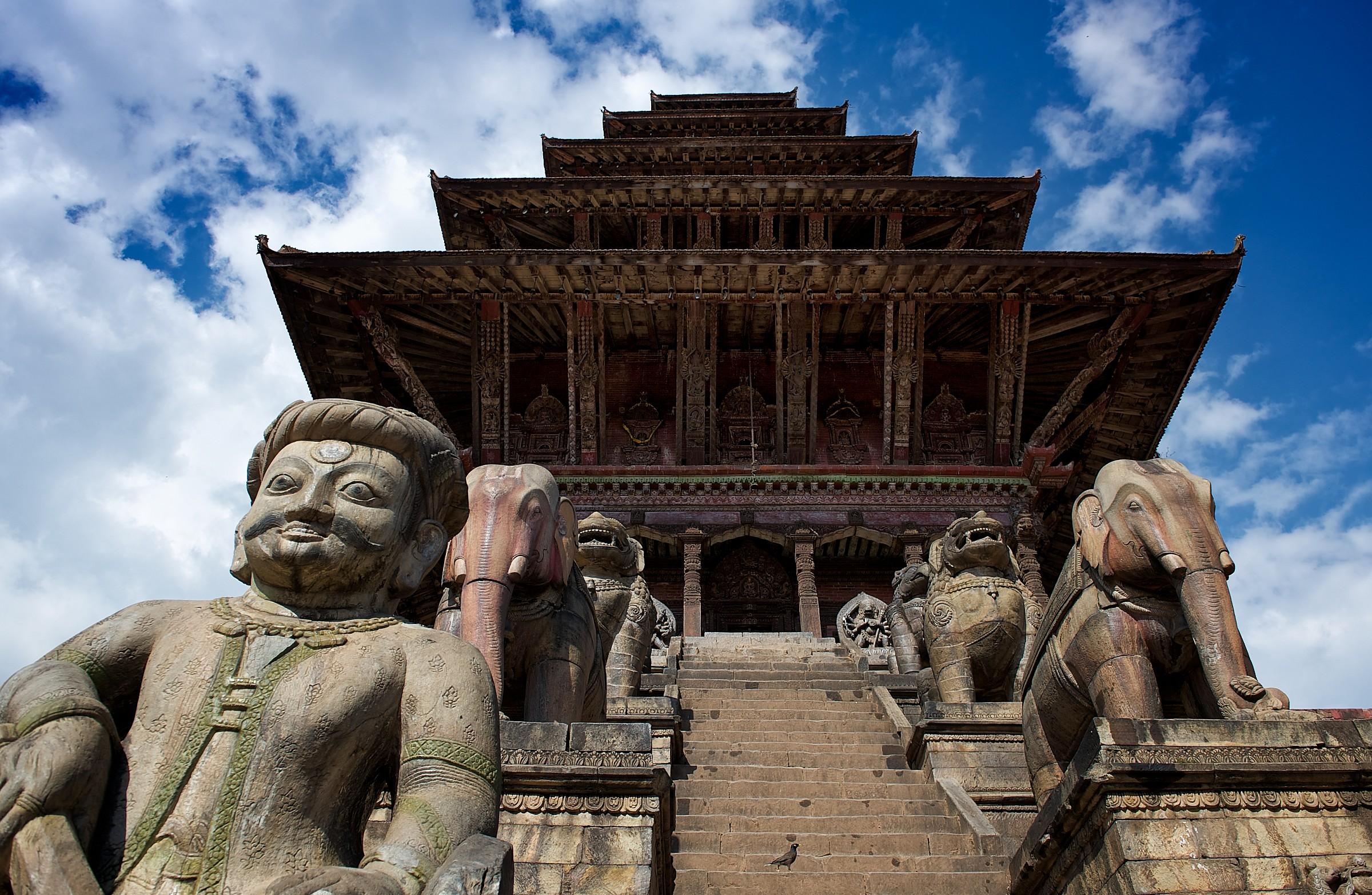 Tempio Kathmandu...
