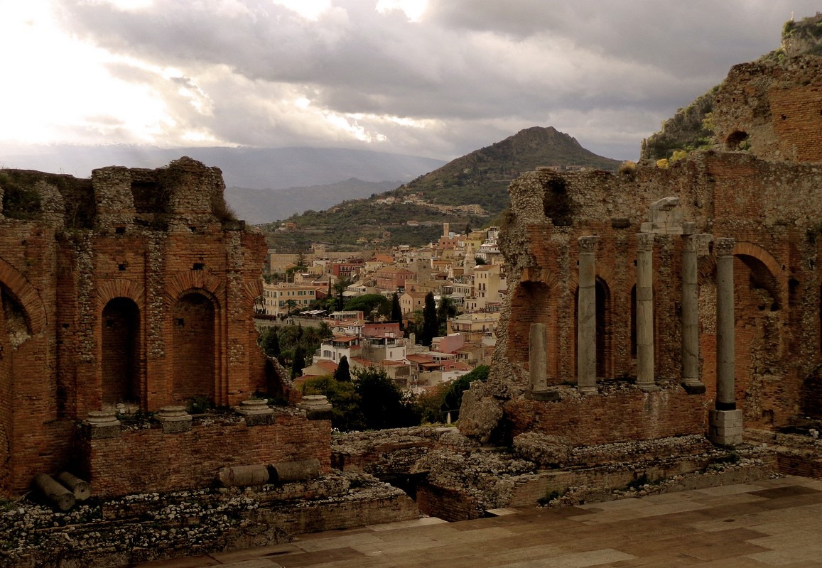 Taormina Greek Theatre...