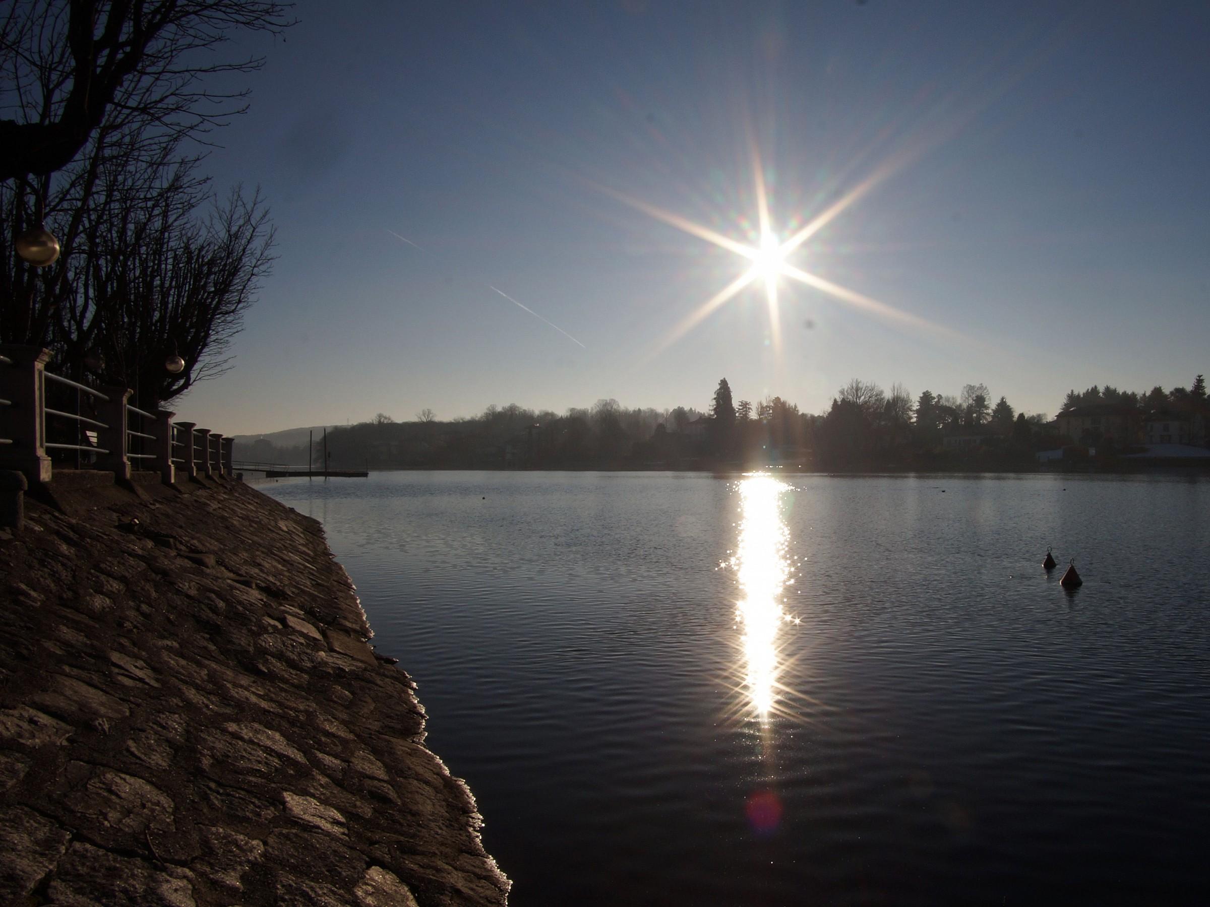 Mattino di una giornata soleggiata di febbraio - 2...
