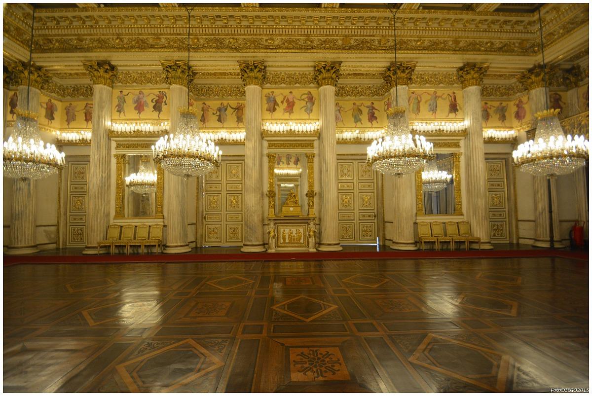 Palazzo Reale Sala Da Pranzo Inviata Il 12 Febbraio 2015 Ore 19:03 Da  #A78224 1200 803 Sala Da Pranzo Ottocento