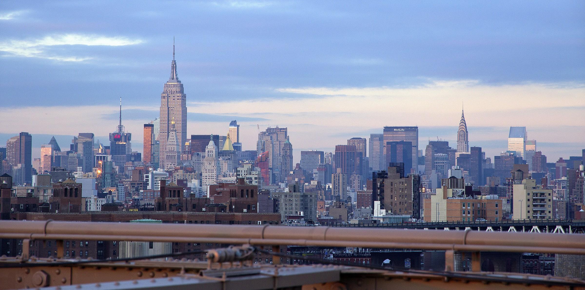NY Skyline # 4...