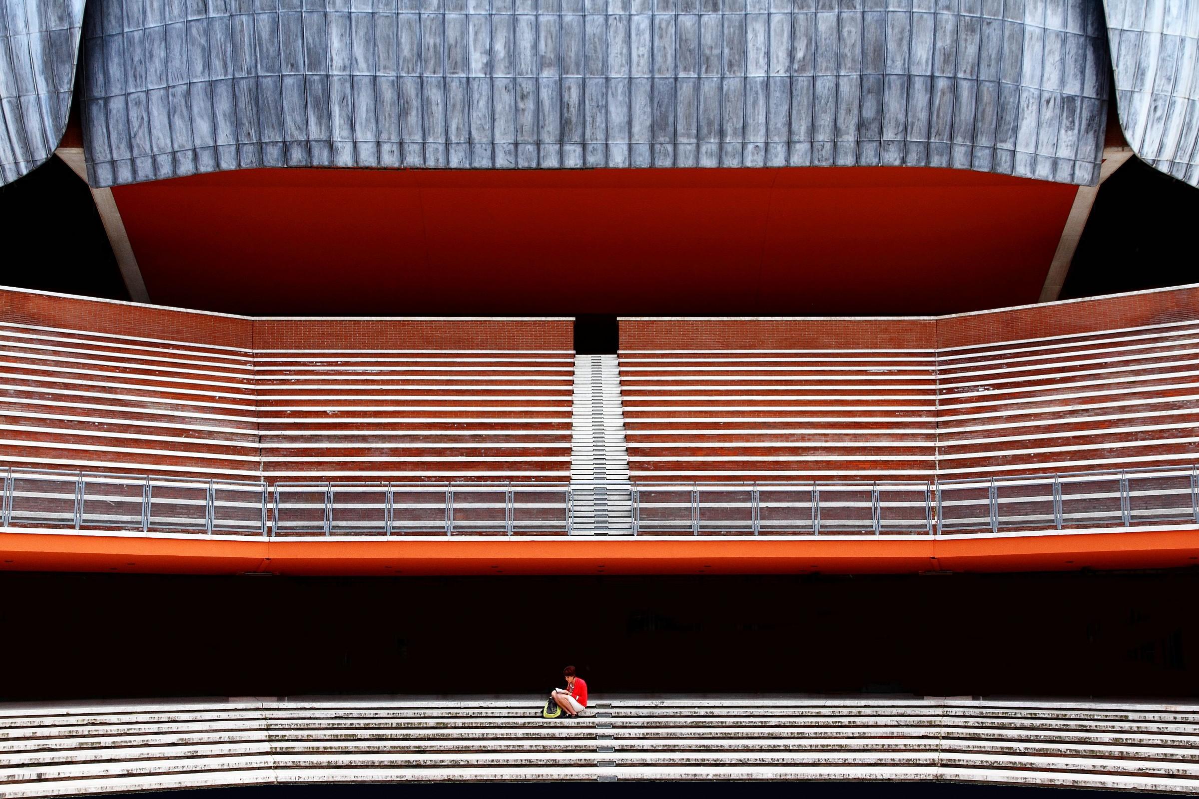 Auditorium...