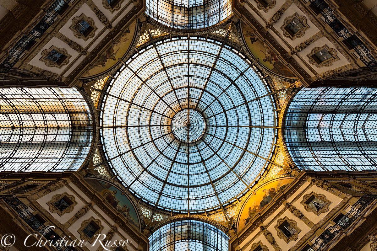 Octagon, Galleria Vittorio Emanuele...