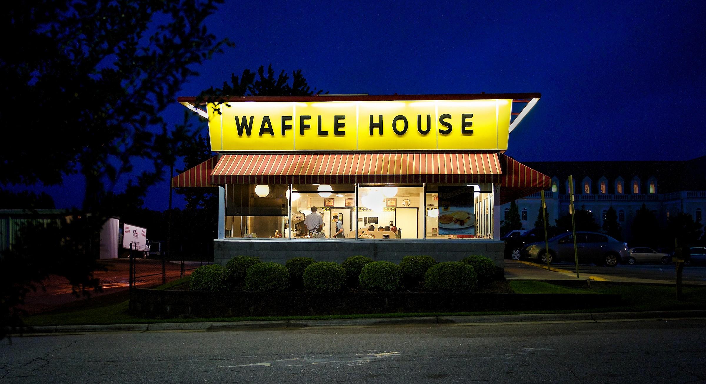 Waffle needs?...