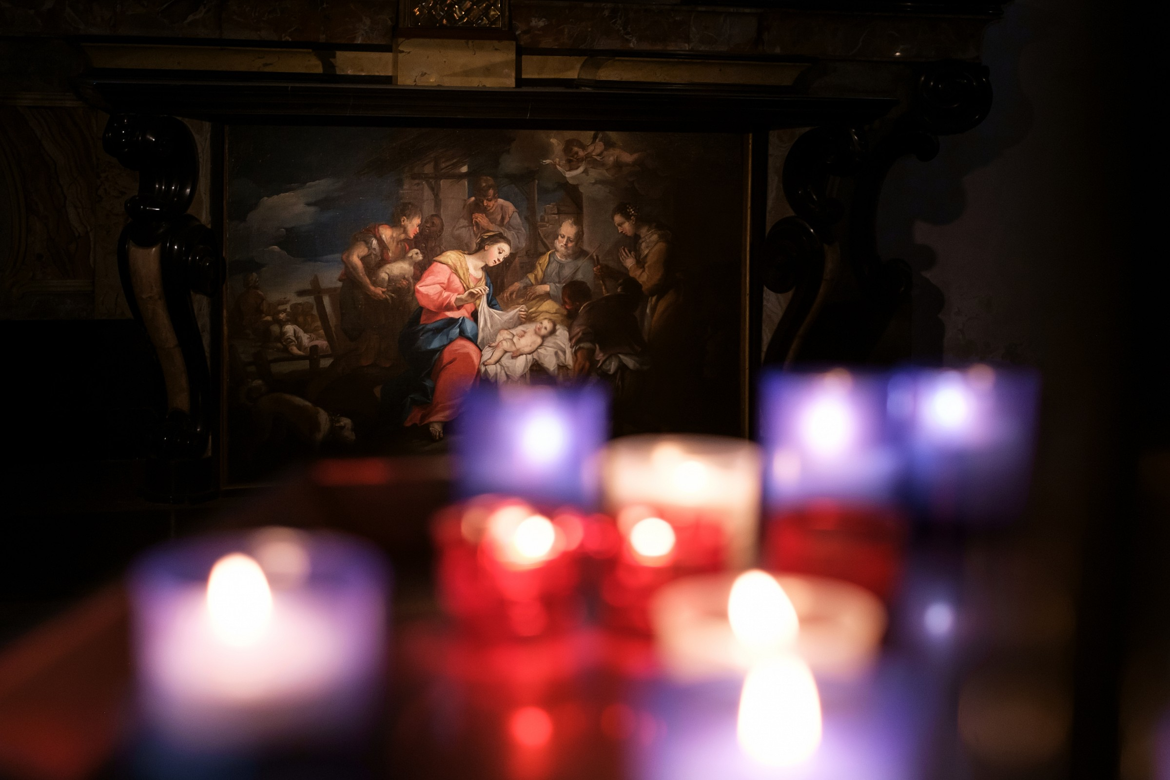 Fresco S. Maria delle Grazie - Milan -...