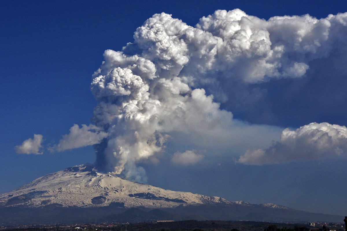etna March 4, 2012...
