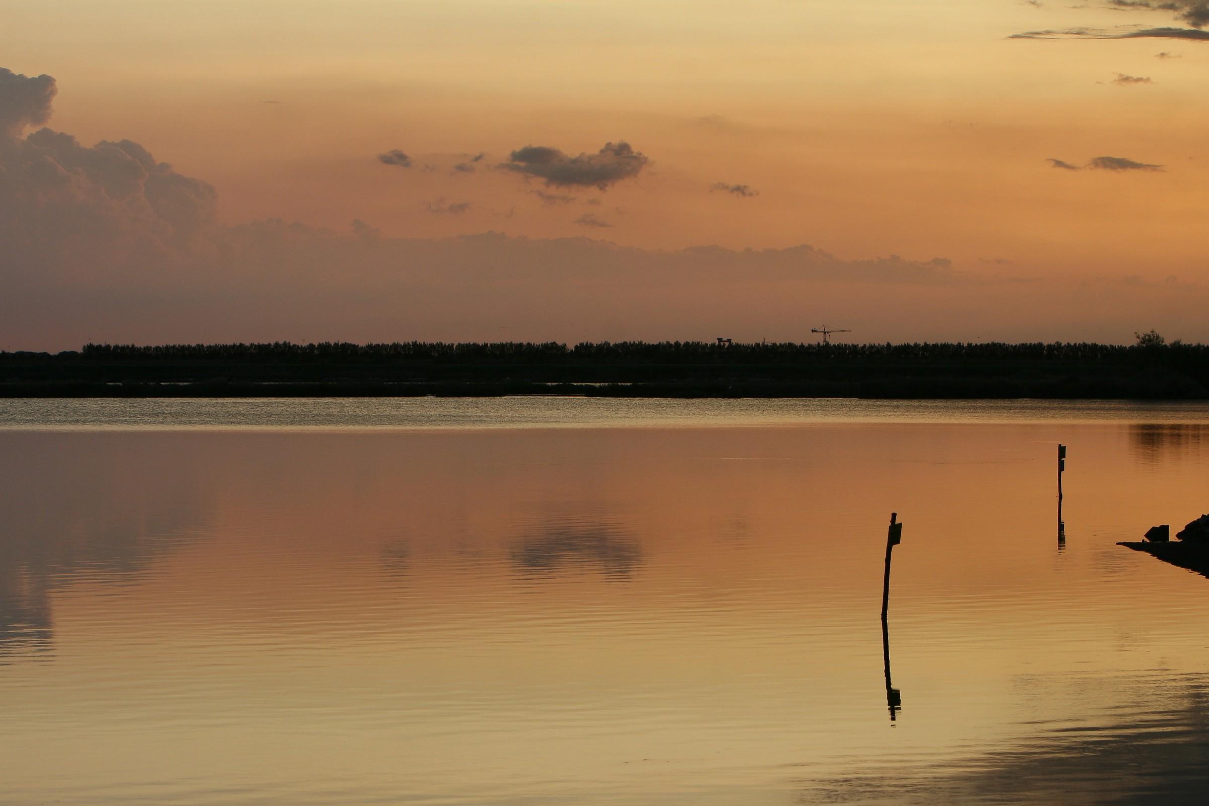 tramonto.....