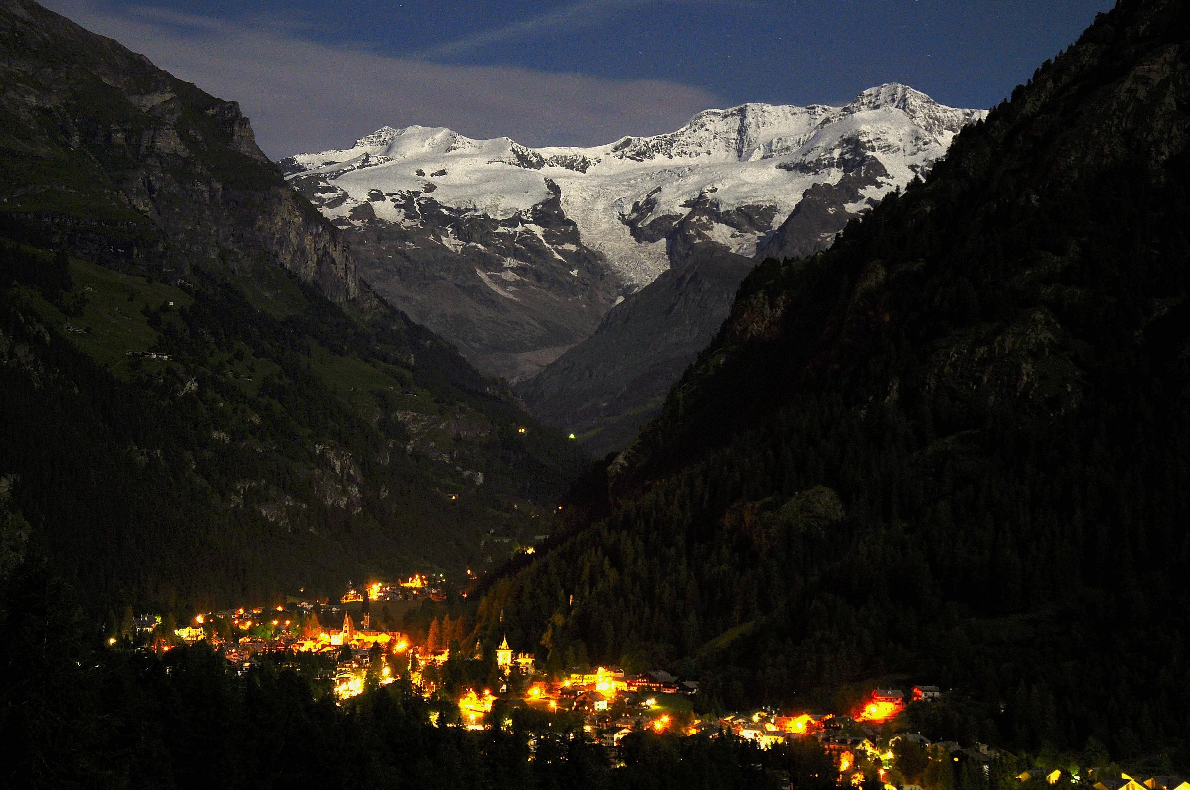 night landscape...