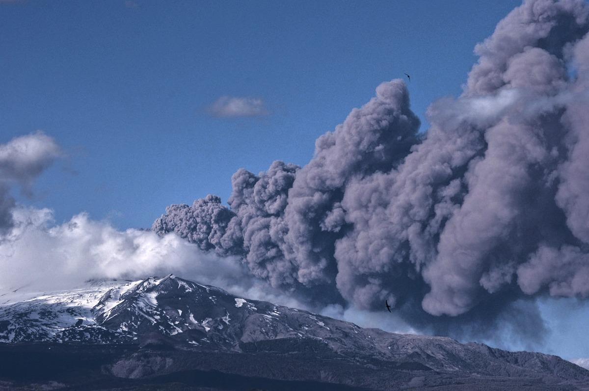 Etna, April 3, 2013...