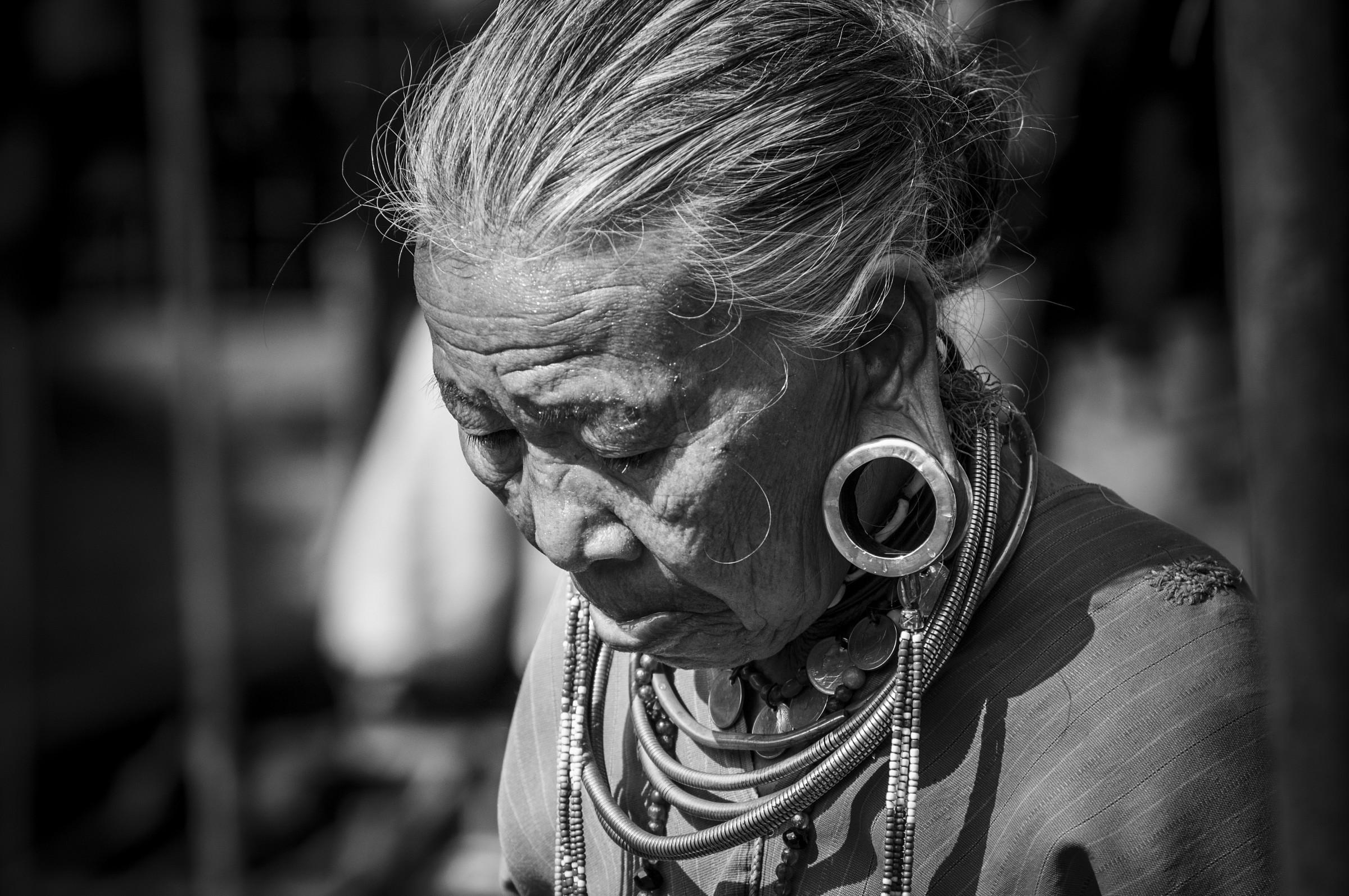 Donna di Chiang Rai...