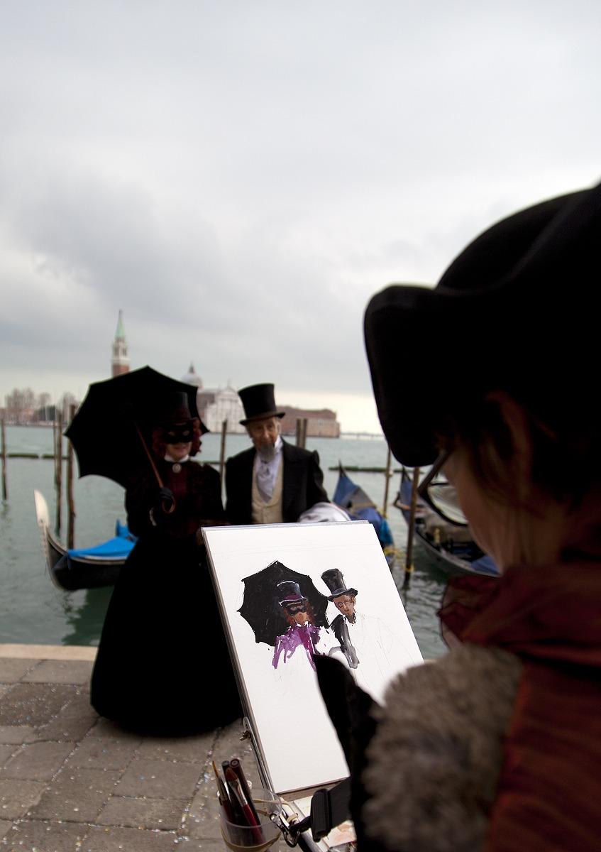 Portrait Veneziano...
