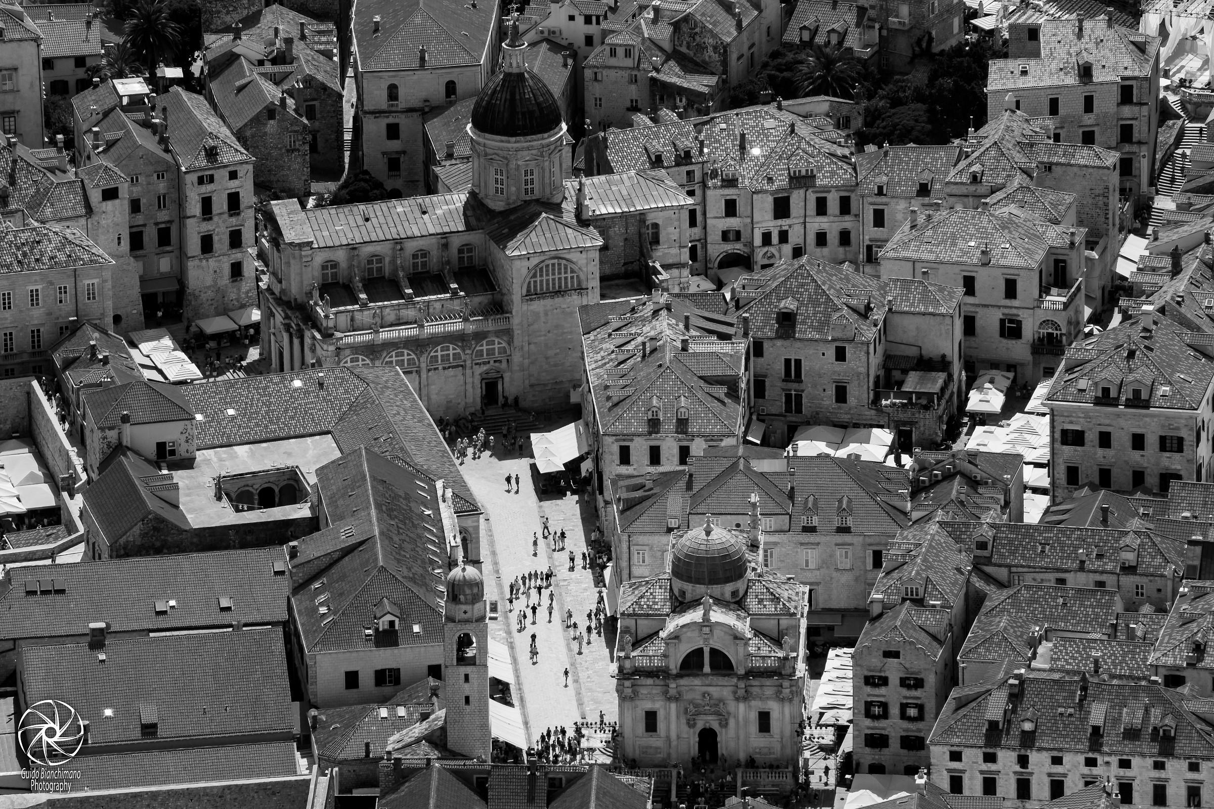 Dubrovnik view....