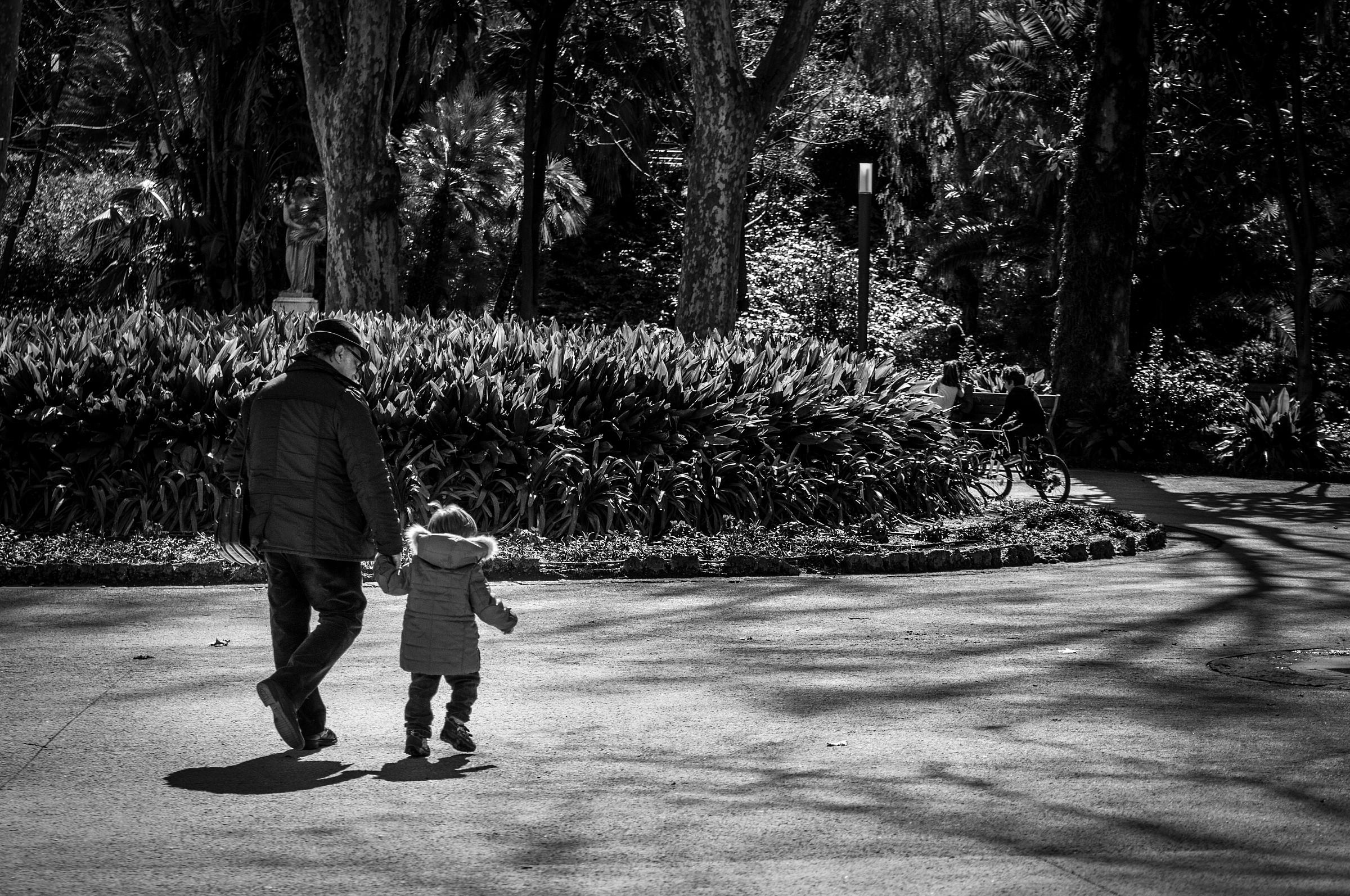 l'amore per i nipoti...