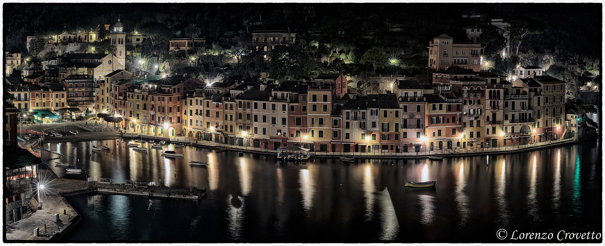 Portofino by Night...