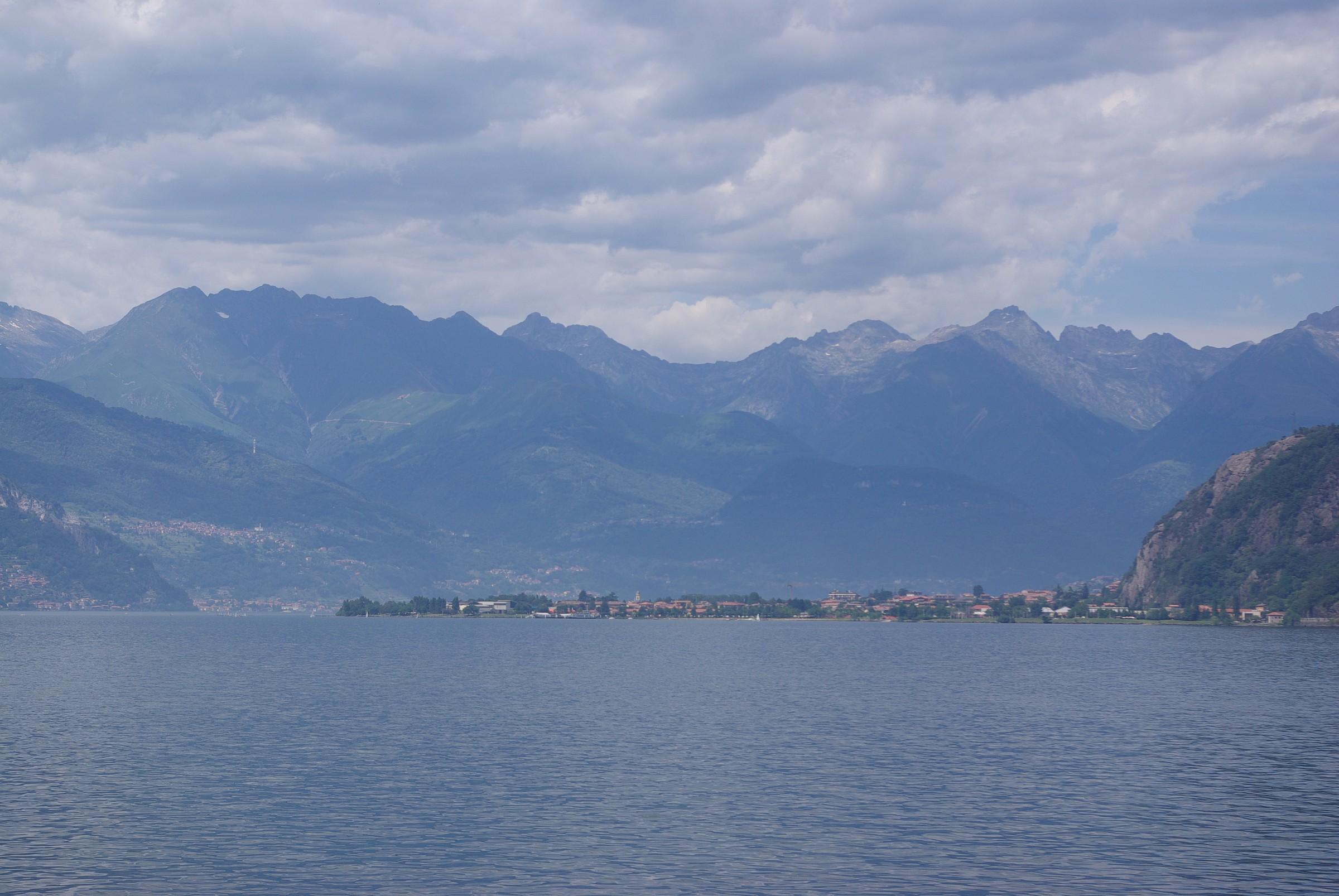 Bellano on Lake Como (prov. Of Lecco)...